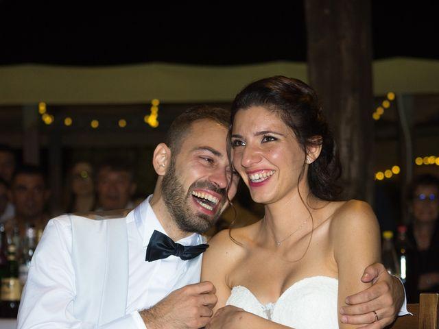 Il matrimonio di Matteo e Stella a Pistoia, Pistoia 110