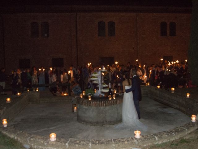 Il matrimonio di Matteo e Stella a Pistoia, Pistoia 112