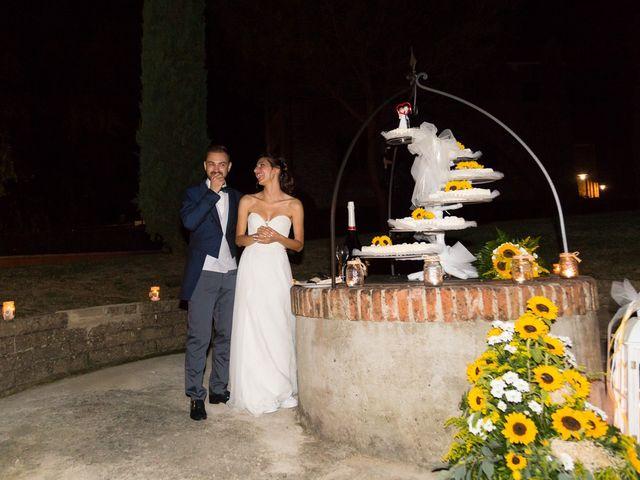 Il matrimonio di Matteo e Stella a Pistoia, Pistoia 113