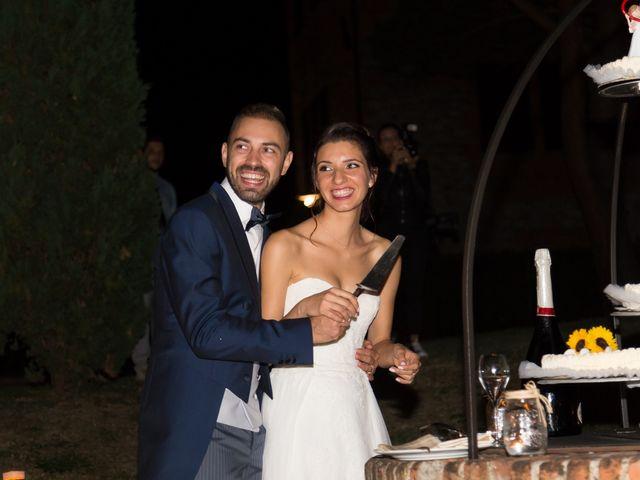 Il matrimonio di Matteo e Stella a Pistoia, Pistoia 114