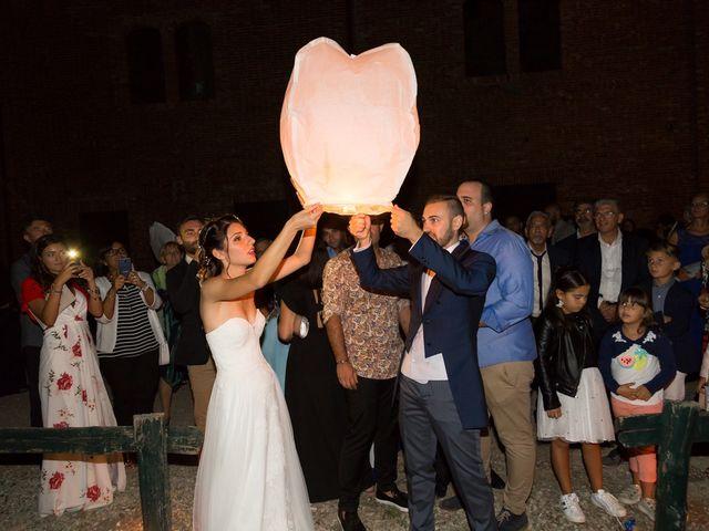 Il matrimonio di Matteo e Stella a Pistoia, Pistoia 117
