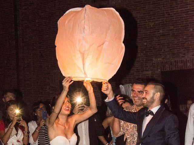 Il matrimonio di Matteo e Stella a Pistoia, Pistoia 119