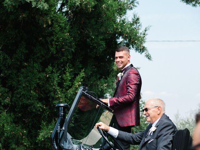 Il matrimonio di Stefano e Claudia a Tocco da Casauria, Pescara 11