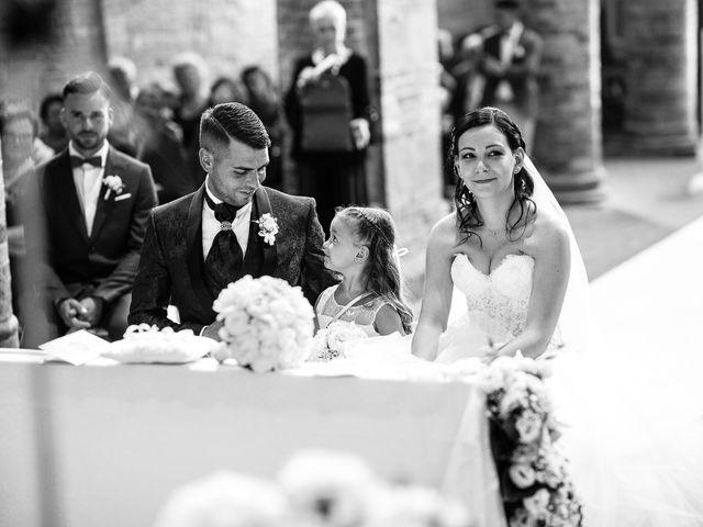 Il matrimonio di Stefano e Claudia a Tocco da Casauria, Pescara 12