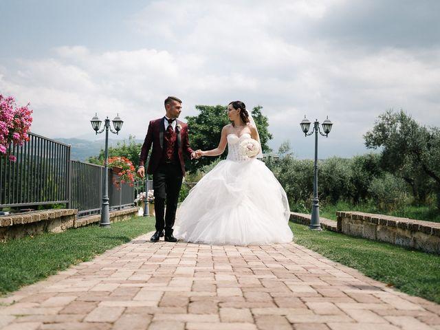 Il matrimonio di Stefano e Claudia a Tocco da Casauria, Pescara 16