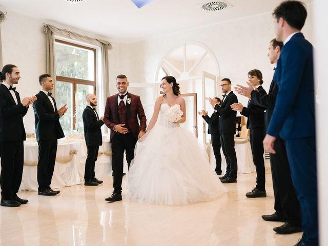 Il matrimonio di Stefano e Claudia a Tocco da Casauria, Pescara 19