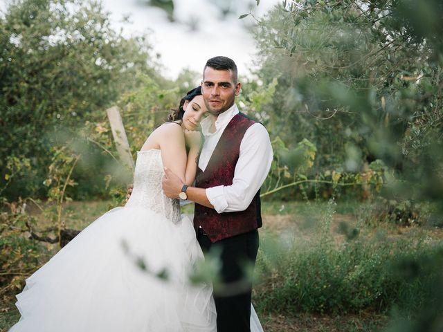 Il matrimonio di Stefano e Claudia a Tocco da Casauria, Pescara 25