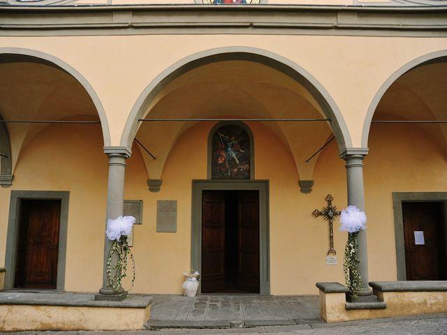Il matrimonio di Alessio e Francesca a Ponte Buggianese, Pistoia 18