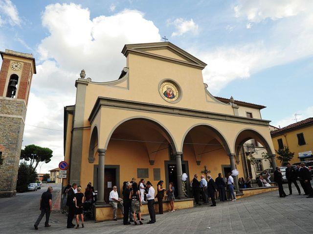 Il matrimonio di Alessio e Francesca a Ponte Buggianese, Pistoia 27