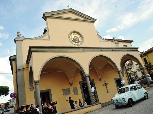 Il matrimonio di Alessio e Francesca a Ponte Buggianese, Pistoia 32