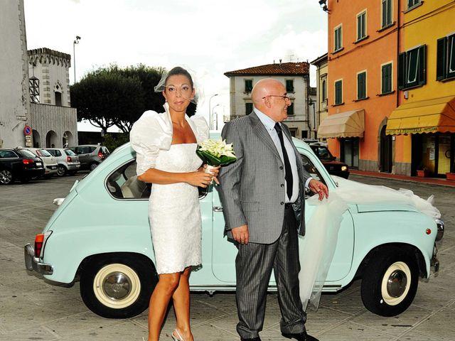 Il matrimonio di Alessio e Francesca a Ponte Buggianese, Pistoia 33