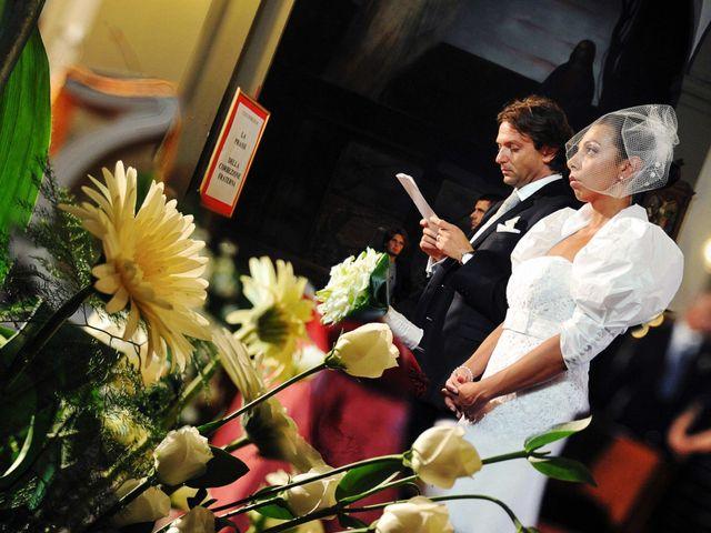 Il matrimonio di Alessio e Francesca a Ponte Buggianese, Pistoia 40