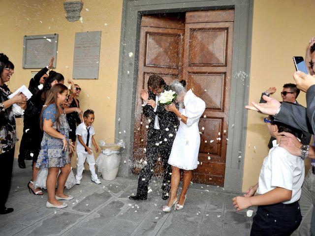 Il matrimonio di Alessio e Francesca a Ponte Buggianese, Pistoia 45