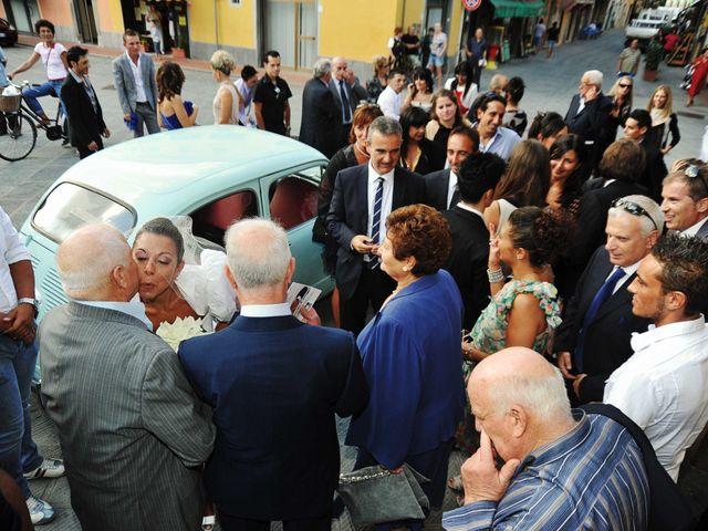 Il matrimonio di Alessio e Francesca a Ponte Buggianese, Pistoia 46