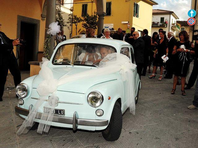 Il matrimonio di Alessio e Francesca a Ponte Buggianese, Pistoia 47