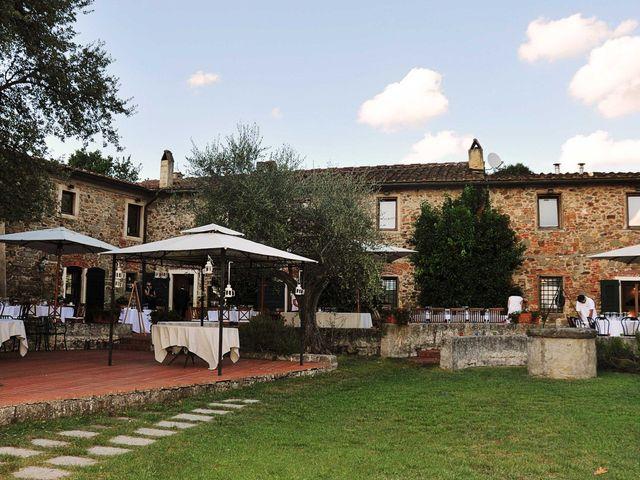 Il matrimonio di Alessio e Francesca a Ponte Buggianese, Pistoia 49