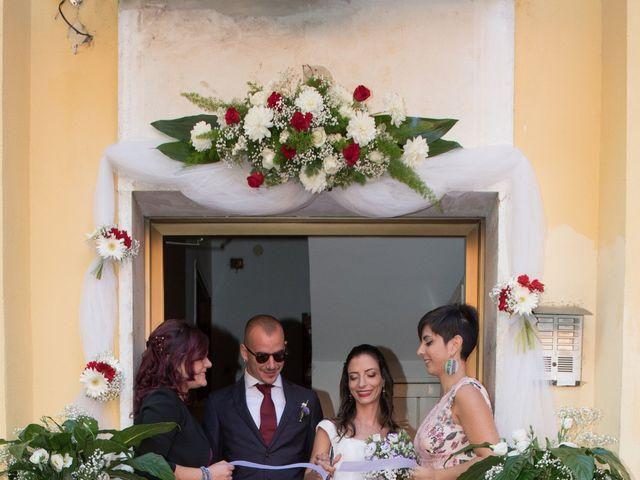 Il matrimonio di Valerio e Loredana a Roma, Roma 6