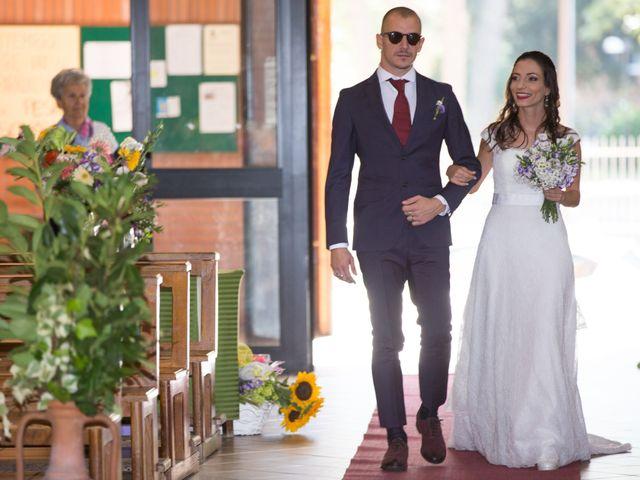Il matrimonio di Valerio e Loredana a Roma, Roma 7