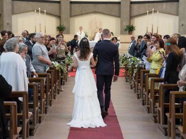 Il matrimonio di Valerio e Loredana a Roma, Roma 8