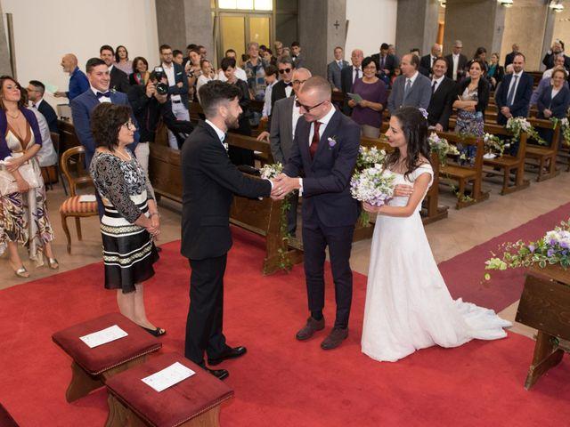 Il matrimonio di Valerio e Loredana a Roma, Roma 9