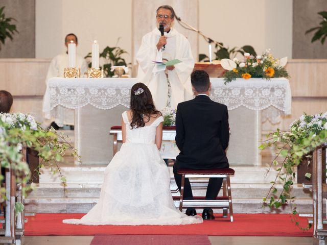 Il matrimonio di Valerio e Loredana a Roma, Roma 12