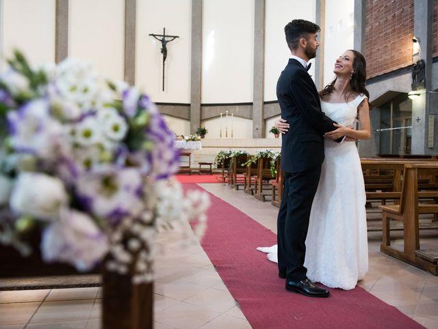 Il matrimonio di Valerio e Loredana a Roma, Roma 16