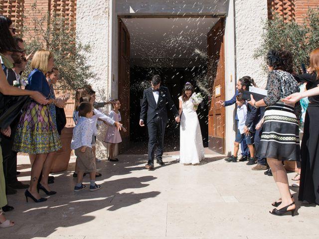 Il matrimonio di Valerio e Loredana a Roma, Roma 17
