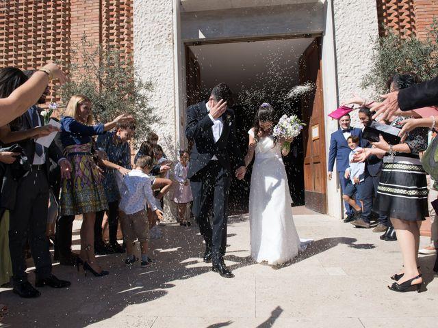 Il matrimonio di Valerio e Loredana a Roma, Roma 18