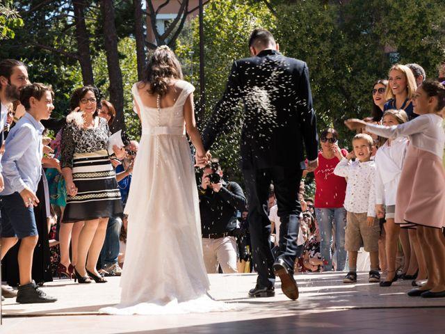 Il matrimonio di Valerio e Loredana a Roma, Roma 21