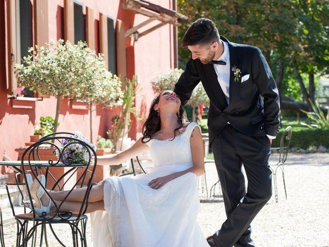 Il matrimonio di Valerio e Loredana a Roma, Roma 22