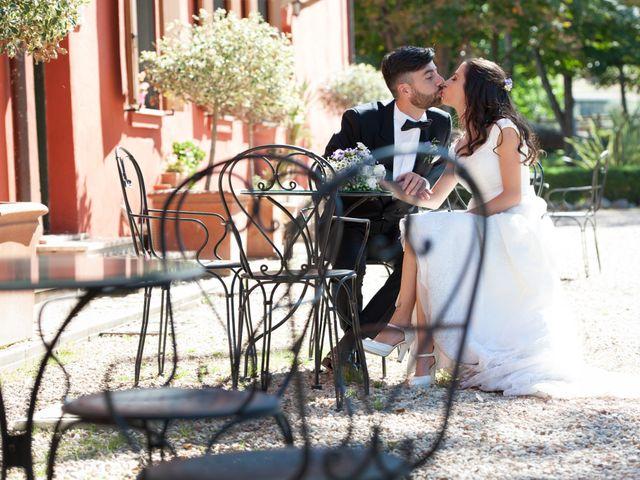 Il matrimonio di Valerio e Loredana a Roma, Roma 23