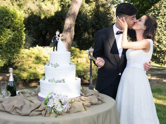 Il matrimonio di Valerio e Loredana a Roma, Roma 27