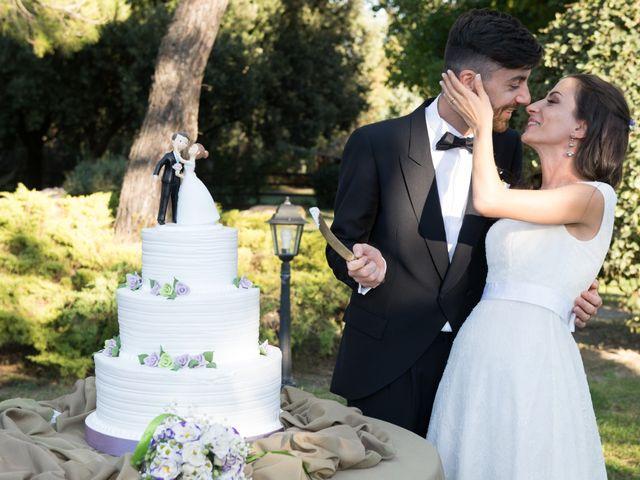 Il matrimonio di Valerio e Loredana a Roma, Roma 28