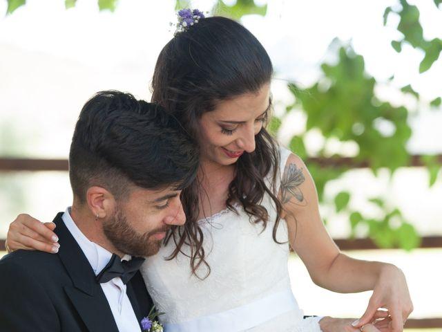 Il matrimonio di Valerio e Loredana a Roma, Roma 32