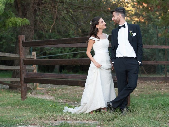 Il matrimonio di Valerio e Loredana a Roma, Roma 34