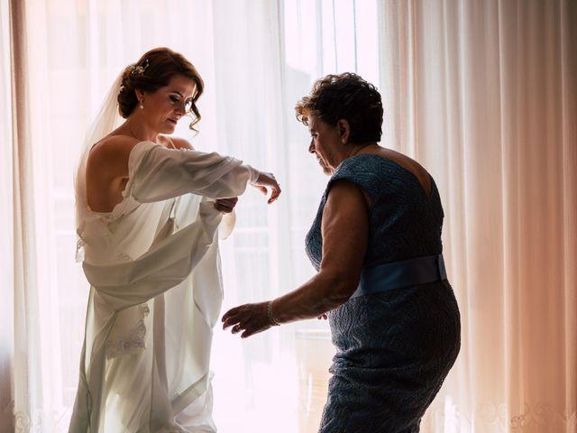Il matrimonio di Daniele e Stefania a Scorrano, Lecce 12