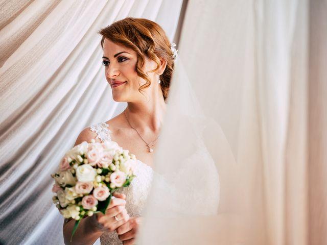 Il matrimonio di Daniele e Stefania a Scorrano, Lecce 14