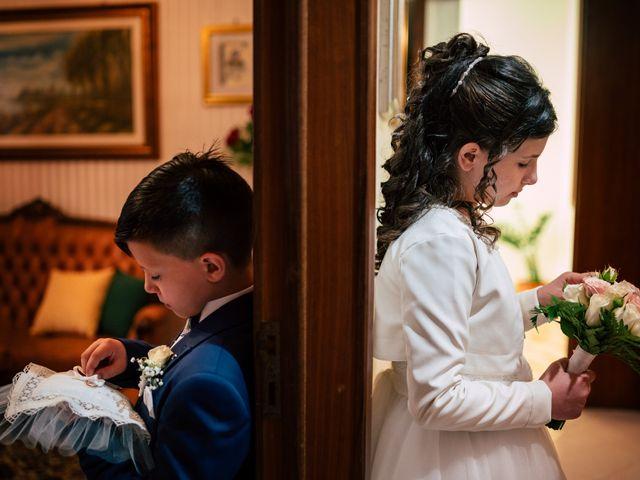 Il matrimonio di Daniele e Stefania a Scorrano, Lecce 15