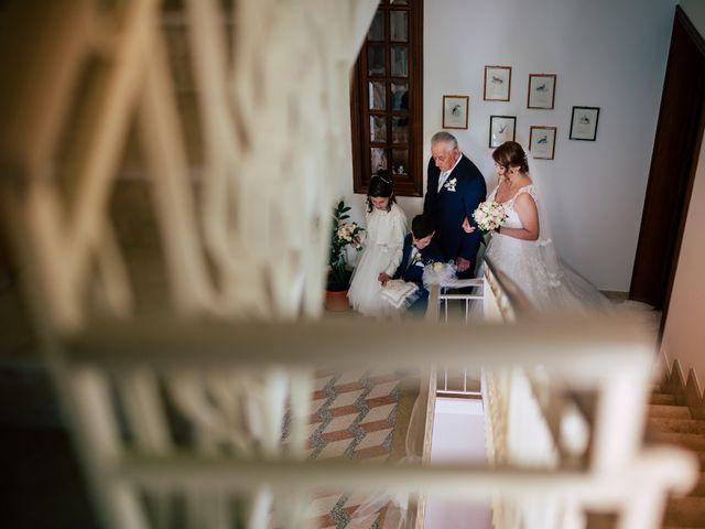 Il matrimonio di Daniele e Stefania a Scorrano, Lecce 16