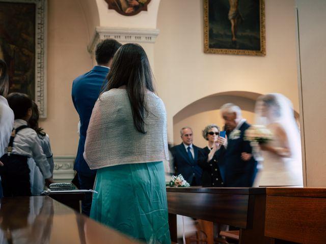 Il matrimonio di Daniele e Stefania a Scorrano, Lecce 17