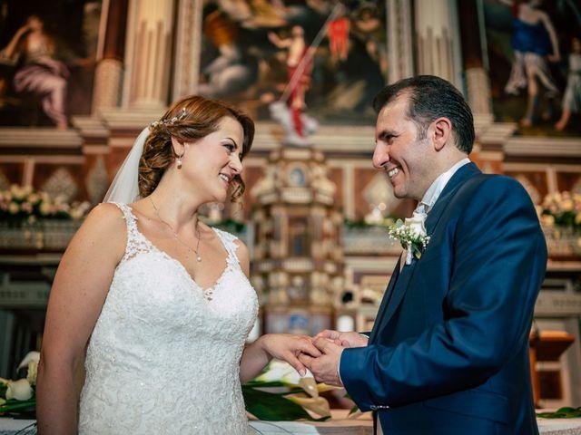 Il matrimonio di Daniele e Stefania a Scorrano, Lecce 18