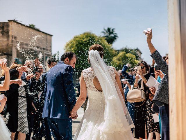 Il matrimonio di Daniele e Stefania a Scorrano, Lecce 19