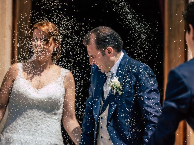 Il matrimonio di Daniele e Stefania a Scorrano, Lecce 20