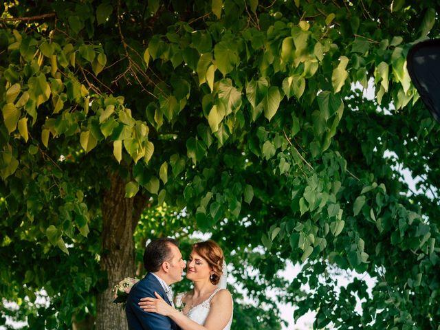 Il matrimonio di Daniele e Stefania a Scorrano, Lecce 21