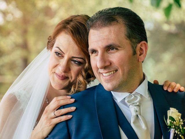 Il matrimonio di Daniele e Stefania a Scorrano, Lecce 25