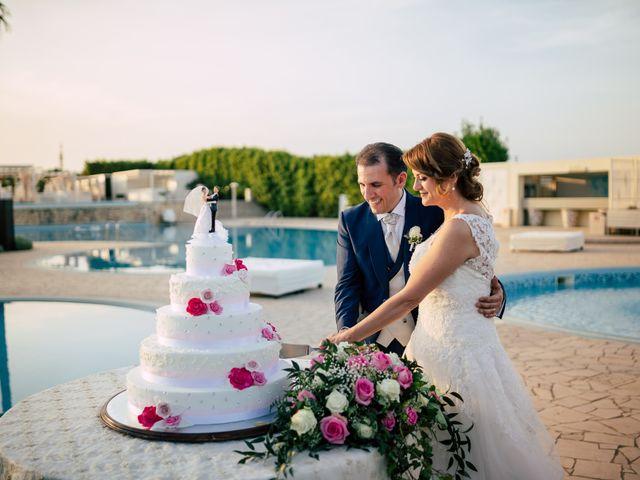 Il matrimonio di Daniele e Stefania a Scorrano, Lecce 30