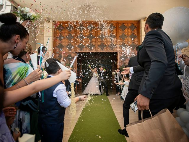 Le nozze di Ilaria e Diego