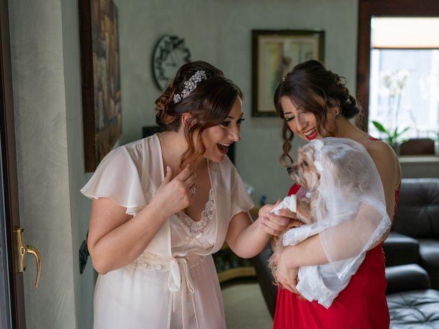 Il matrimonio di Davide e Mariantonietta a Strongoli, Crotone 8