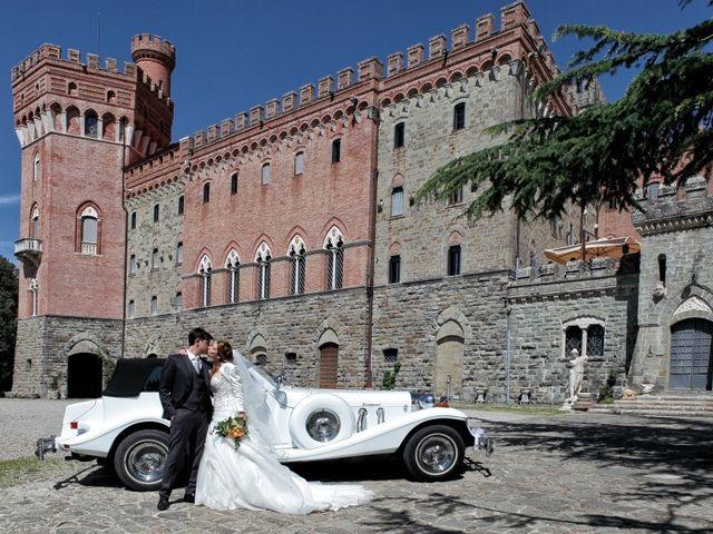 le nozze di Felania e Enrico