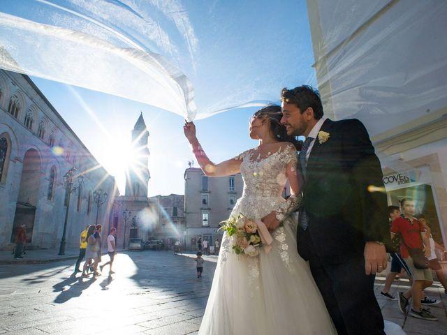 Il matrimonio di Fabrizio e Michela a Altamura, Bari 18